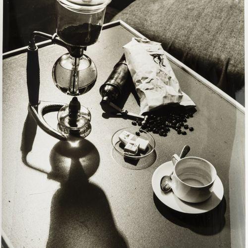 Bauhaus, 4 photographies, vers 1930, 17,9 x 24 cm. Tirage gélatino argentique, b…