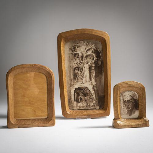 Rudolf Steiner (environnement), 3 cadres anthroposophiques, 1930 50, Deux cadres…