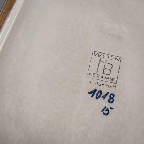 Hedwig Bollhagen, Service à liqueur 1934 40, H. 4,1 17,5 cm ; 16,2 x 24,9 cm. Fa…