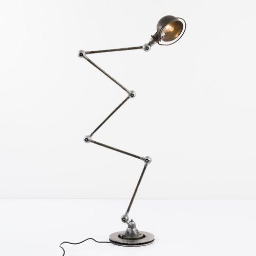 Jean Louis Domecq, Lampadaire 'Standard', 1951, H. 190 cm (max.), D. 19,5 cm. Fa…