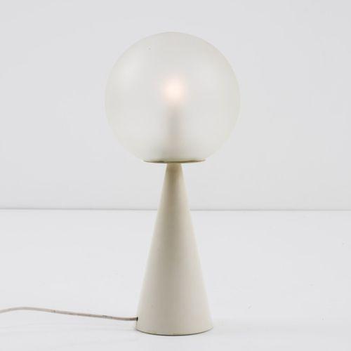 """Gio Ponti, lampe de table """"Bilia"""", 1931, H. 44 cm, Ø 19 cm. Réalisé par Fontana …"""