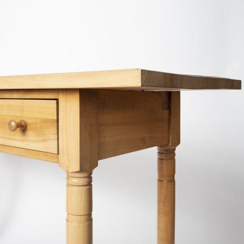 Ateliers Shaker, Ashburnham, MA (attr.), Table console / buffet 'Shaker', années…