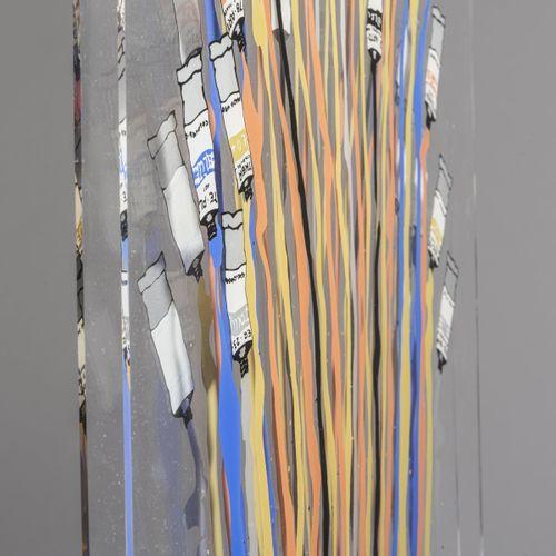 Armand Fernandez (Arman) (1928 Nice 2005 New York City), 'Tubetti', 1968, Sérigr…