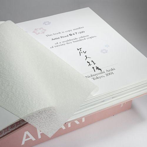 Nobuyoshi Araki (1940 Tokio), Édition de collection pour Taschen, 2001, Publicat…