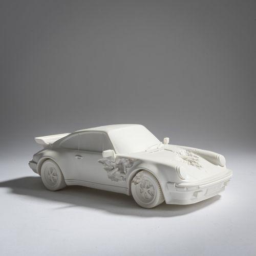 Daniel Arsham (1980 Cleveland, Ohio), 'Eroded 911 Turbo (Porsche)', 2020, Multi …