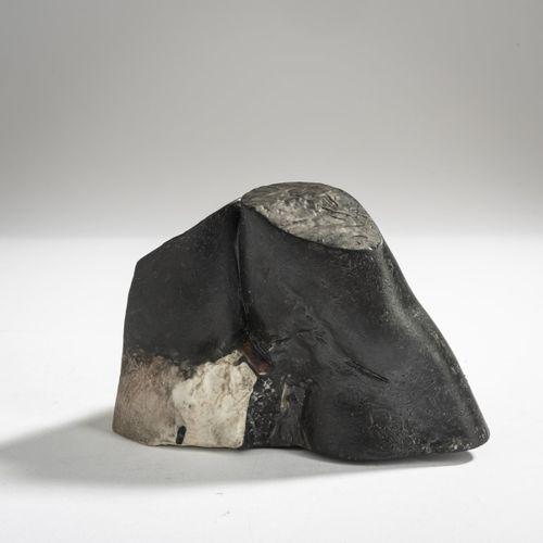 Volker Erhard (Voré) (1941 Karlsruhe), 'Kleiner PZ Torso', 1987/88, Porcelaine b…