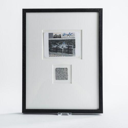 Christo (Gabrovo, Bulgarie 1935 2020 New York) et Jeanne Claude (1935 Casablanca…