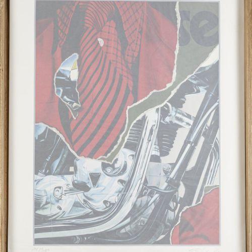 Fritz Köthe (1916 Berlin 2005 ibid.), Portfolio Fritz Köthe pour l'éditeur F. & …