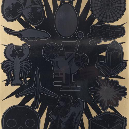 John Armleder (Genève 1948 vit et travaille à Genève et à New York), 'Annunciati…