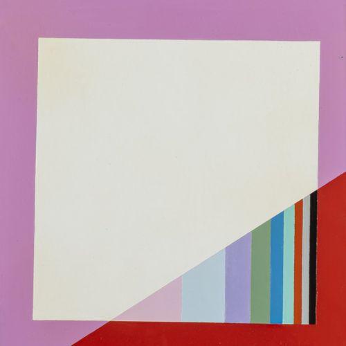 Eugenio Carmi (1920 Genua 2016 Lugano), Sans titre (composition géométrique), 19…