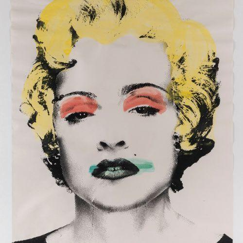 Thierry Guetta (Mr. Brainwash) (1966 Garges lès Gonesse), Sans titre (collage), …