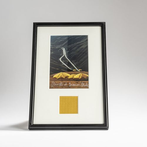 Christo (Gabrovo, Bulgarie 1935 2020 New York) et Jeanne Claude (Casablanca, Mar…