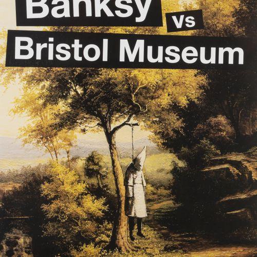 Banksy (vit à Bristol), 'Banksy vs Bristol Museum Hanging Klansman', 2009, Affic…