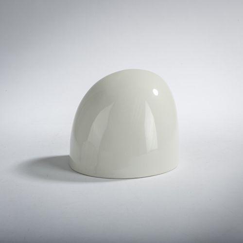 Yoshimi Hashimoto (1949 Otsu (Japon)), 'Kleiner Porzellan Daumen', 1982, Bisque,…