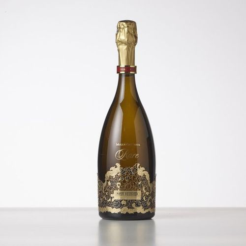 1 Bouteille CHAMPAGNE RARE  Année : 2002  Appellation : Piper Heidsieck