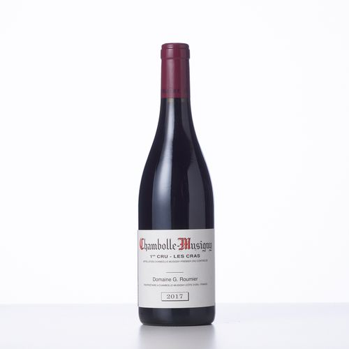 1 Bouteille CHAMBOLLE MUSIGNY LES CRAS (1° Cru)  Année : 2017  Appellation : Dom…