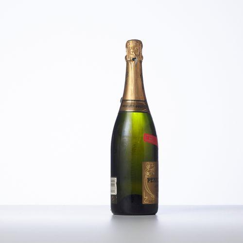 "1 Bouteille CHAMPAGNE ""GRAND BRUT""  Année : 1990  Appellation : Perrier Jouët  R…"