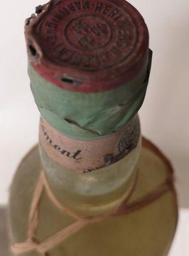"""1 bouteille PUNCH MARTINIQUAIS au RHUM CLÉMENT """"Grappe Blanche"""" Les Héritiers CL…"""