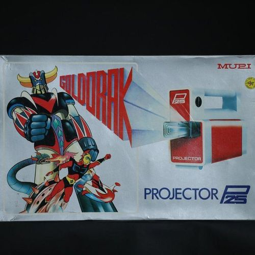 Shingo Araki (荒木 伸吾) Go Nagai (永井 潔) Goldorak (UFOロボ グレンダイザ) Goldorake Projector…