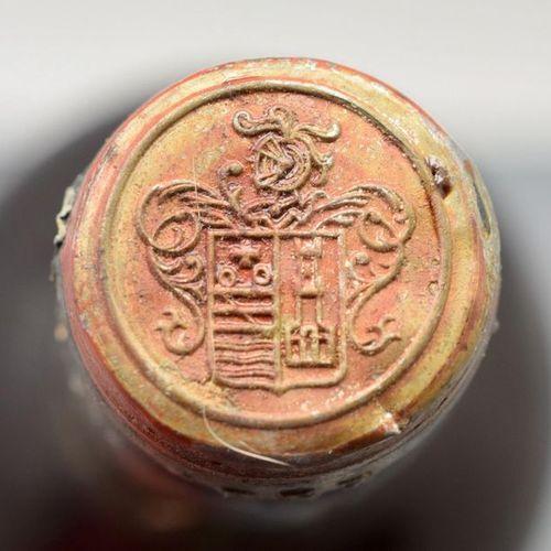 1 bottle PORTO Villamil & Pinto 1853 (ela, exceptional level)