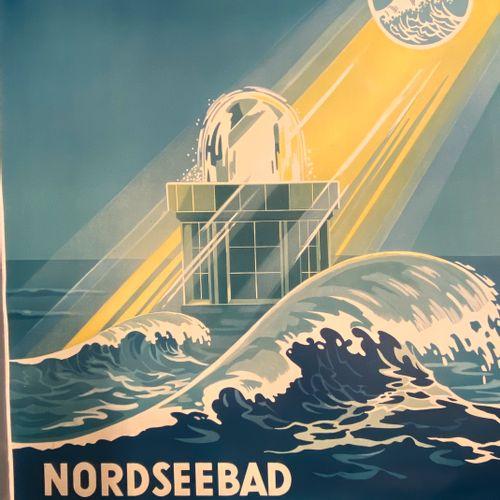 1 Nordseebad poster