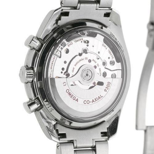 Omega, Speedmaster, réf. 311.33.44.51.01.001,montre bracelet chronographe en ac…