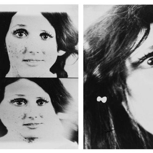 Gretta Transformation V Transformation XII , 1976 Two vintage gelatin silver pri…