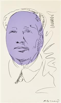Andy Warhol (Pittsburgh 1928 1987 New York) (Pittsburgh 1928–1987 New York) Mao,…