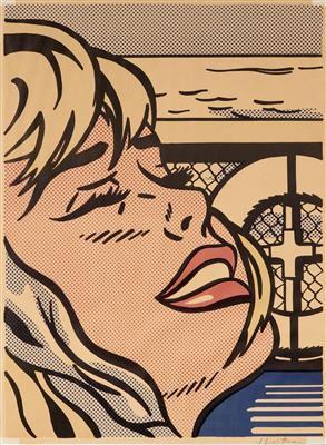 Roy Lichtenstein (New York 1923 1997) (New York 1923–1997) Shipboard girl, 1965,…