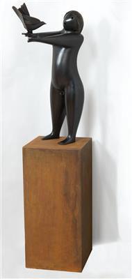 Gianfranco Giorni * (Anghiari 1948 geb.) (born in Anghiari in 1948) Luca con col…