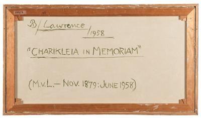 Albert Bloch (St. Louis, Missouri 1882 1961 Lawrence, Kansas) Charikleia in Memo…