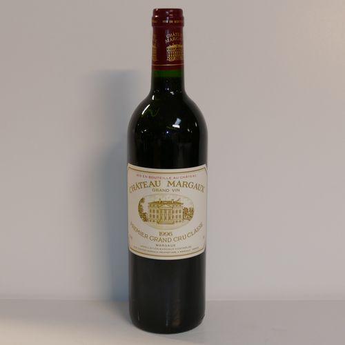 1 Btle Château Margaux 1996 1er GCC Margaux IC 10/10 PM 专家: Emilie and Robert Go…