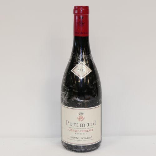 1 Btle Pommard 1er Cru Clos des Epeneaux 2015 Domaine Comte Armand IC 10/10 PM 专…