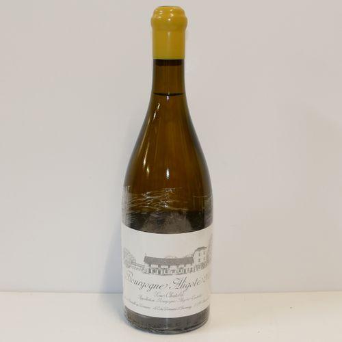 1 Btle Bourgogne Aligoté Sous Chatelet 2014 Domaine d'Auvenay IC 10/10 PM ⦿ 专家:E…