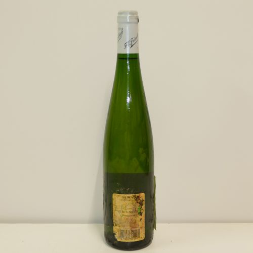 1 Btle Riesling Clos Sainte Hune 2003 Domaine Trimbach étiquette sale contre éti…