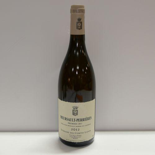 1 Btle Meursault 1er Cru Perrières 2012 Domaine des Comtes Lafon Experts : Emili…