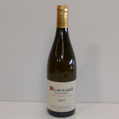 1 Btle Meursault Les Chevalières 2012 Domaine Bernard Boisson Vadot label very s…