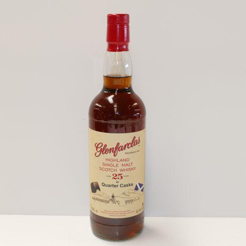 1 Btle Whisky Glenfarclas 25 years old in Quarter Casks IC 10/10 PM 专家: Emilie a…