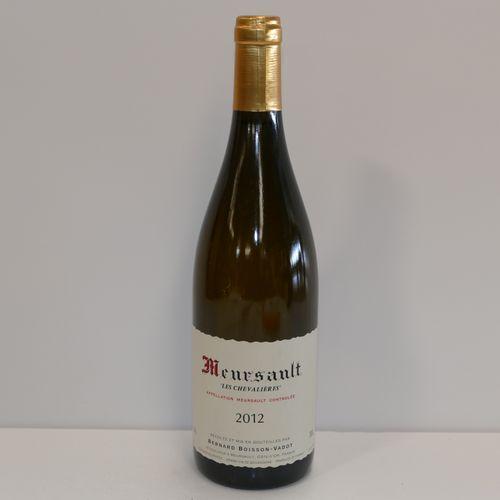 1 Btle Meursault Les Chevalières 2012 Domaine Bernard Boisson Vadot label very v…