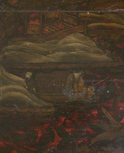 CLAVECIN Hieronymus Albrecht HASS, Hambourg 1740 Clavecin à trois claviers FF 13…