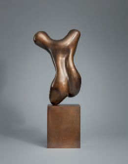 JEAN (HANS) ARP (1886 1966) Torse avec la marque du fondeur '. Georges Rudier. F…