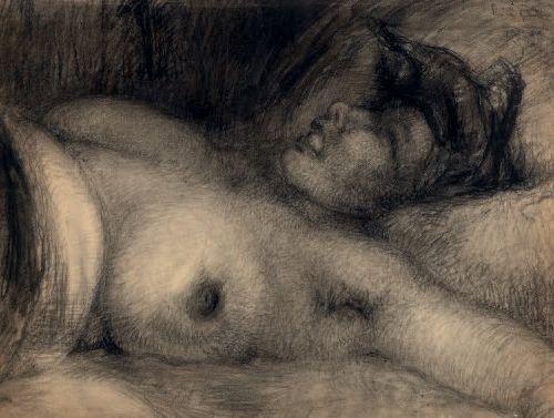 GEETERE, Frans de (1895 1973). Suite de 12 dessins originaux. Sans date. Collect…