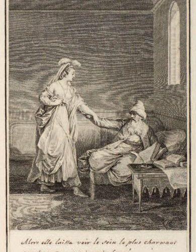 [VOLTAIRE] MOREAU LE JEUNE, Jean Michel Moreau, dit (1741 1814). Estampes destin…