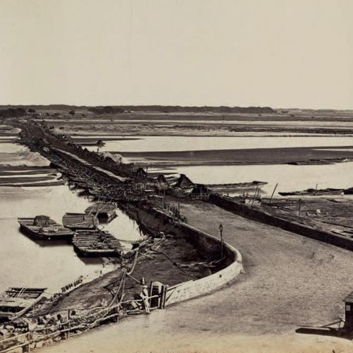 BEATO, Felice (1832 – 1909). Delhi & Amritsur. Tirages imprimés à Londres ca. 18…