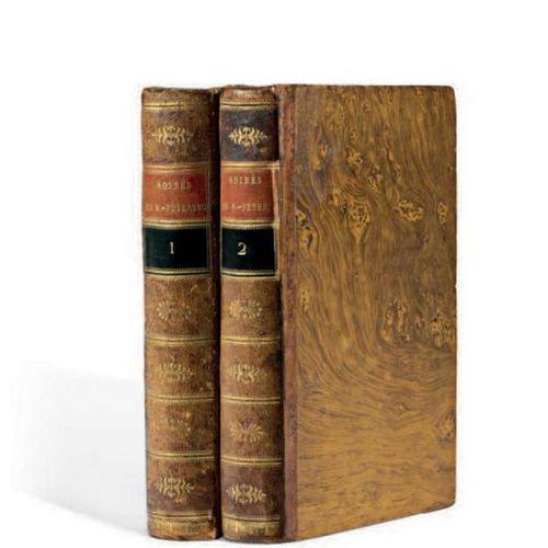 MAISTRE, Joseph de (1753 1821). Les Soirées de Saint Pétersbourg, ou Entretiens …
