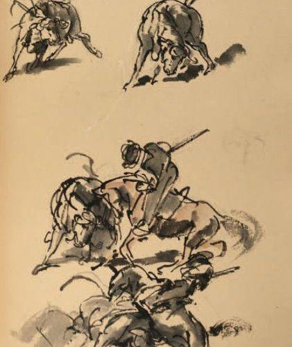 CHADEL, Jules (1870 1941) THIBAUDET, Albert (1874 1936). Mouvement. S.L.: Aux dé…
