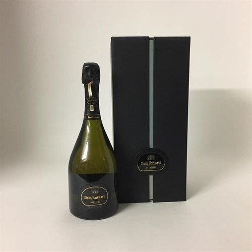1 blle of CHAMPAGNE DOM RUINART 1998 (CO)