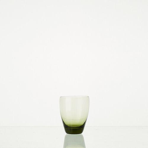 Lot composé de 6 verres WAGON translucides H: 9cm