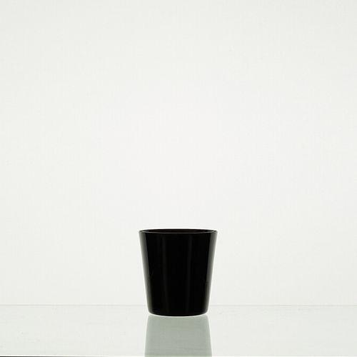 Lot composé de 6 verres ONYX H: 9cm
