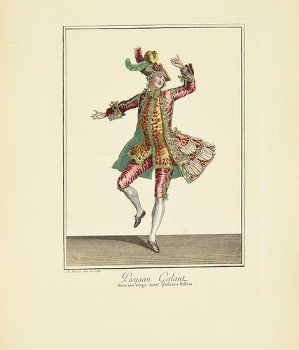 Gallerie des modes et du costume français, (1779 1781) ensemble de gravures de m…